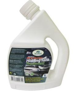 Caravans and Boats Holding Tank Treatment