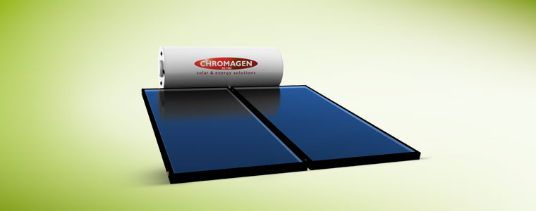 Chromagen Solar Hot Water Systems Ces Perth