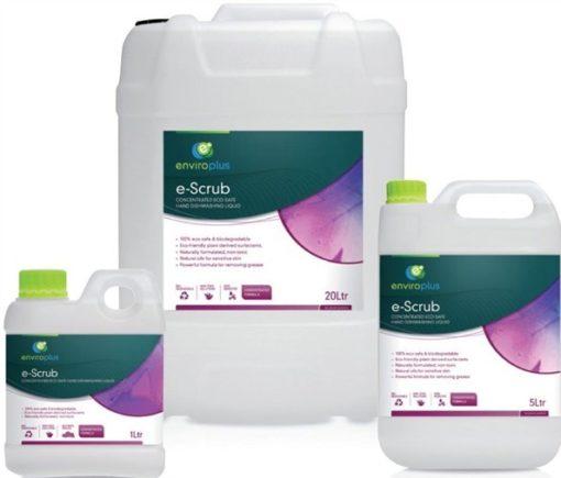 e-Scrub - Hand Dishwashing Liquid - Concentrate