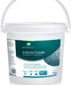 e-Zyme Crystals - BIOLOGICAL SEPTIC WASTE DIGESTER